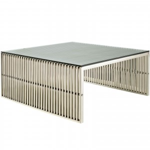 Gridiron Coffee Table by Modway Furniture