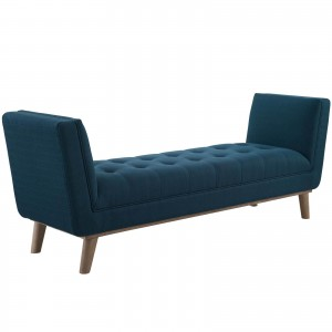 Haven Tufted Button Upholstered Accent Bench