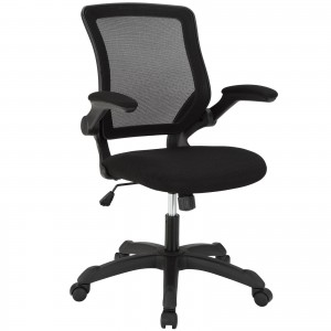 Veer Office Chair, Black by Modway Furniture