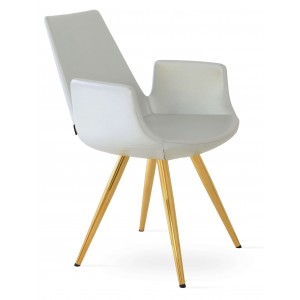 Eiffel Star Dining Arm Chair