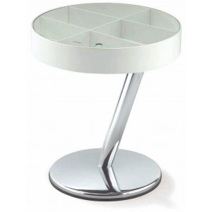 Enta-25 End Table by New Spec Furniture