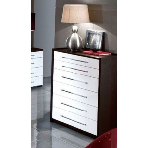 Luxury Wood Veneer Chest
