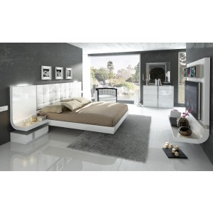 Granada Bedroom Set by Fenicia Mobiliario, Spain