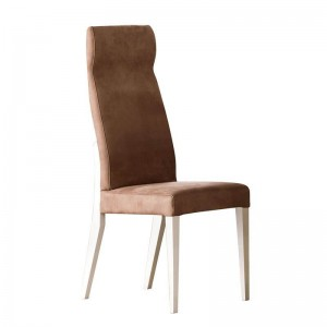 Evolution Modern Microfiber Dining Chair by Status, Italy