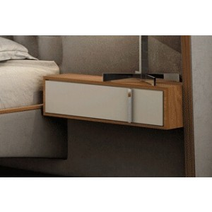 Cadiz Wood Veneer Right Nightstand