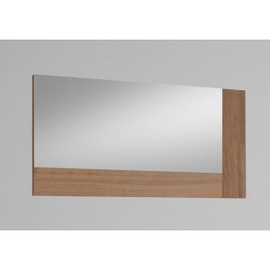 Mar Wood Veneer Mirror