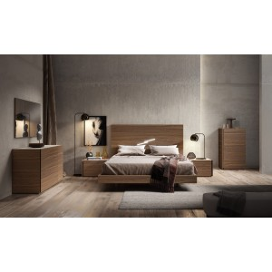 Faro Premium Platform Bedroom Set