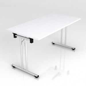 Conference Table w/Folding Legs