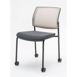 Gaya Conference Chair w/Castors