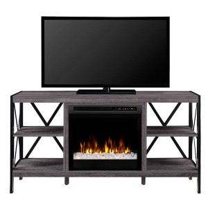 Ramona Media Console Electric Fireplace by Dimplex