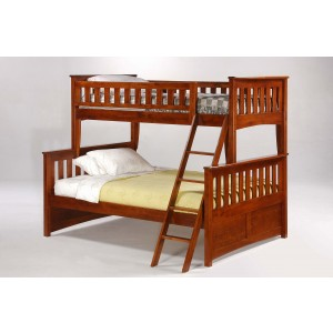Ginger Wood Bunk Bed