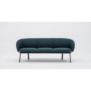 Grace 3-Seater Office Sofa