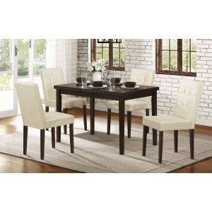 Ahmet Modern Dining Room Set by Homelegance