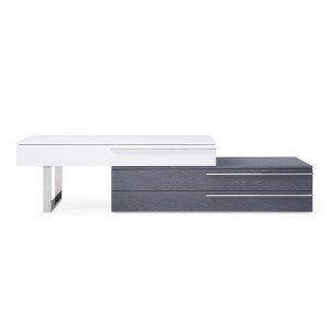 Hudson Modern TV Base for TVs up to 60""