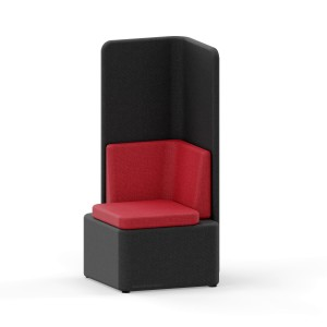 KAIVA Modular Small Seat with Screen