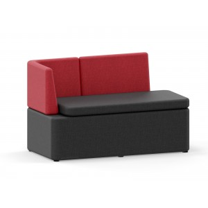 KAIVA Modular Large Left Seat without Screen