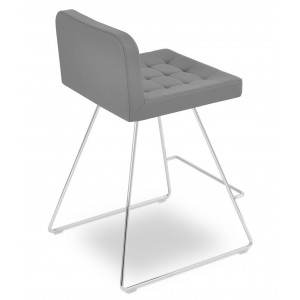 Lara Wire PPM/Steel Counter Stool