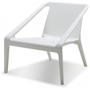 Yumi Lounge Chair, Set of 4