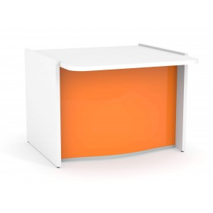 WAVE Small Low Reception Desk