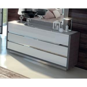Mangano Wood Veneer Dresser