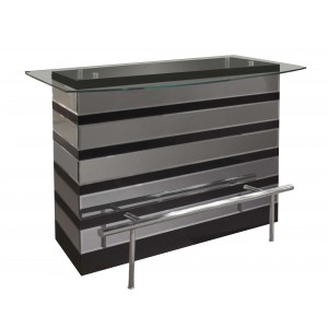 Mera Lacquer Bar Counter by Sharelle Furnishings