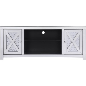 """Modern 59"""" TV Stand, Composition 2"""
