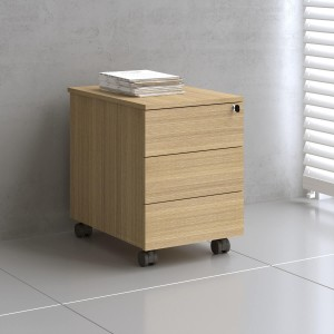 Mito Mobile Pedestal MIT130 by MDD Office Furniture