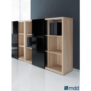 Mito MIT7 Sliding Door Cabinet by MDD Office Furniture
