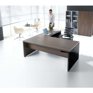 Mito Customizable Executive Desk