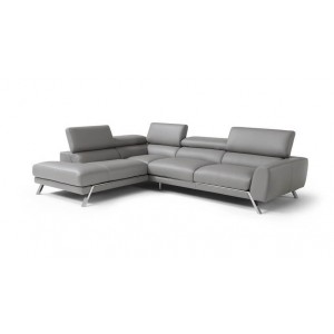 Mood Premium Leather Sectional