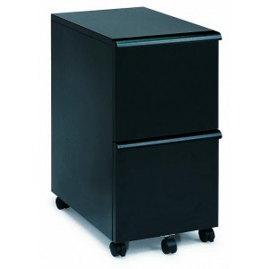 MP-05 File Cabinet, Black by New Spec Furniture