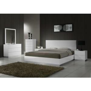 Naples Bedroom Set by J&M Furniture