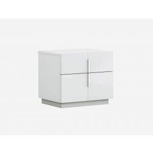 Oslo Lacquer Nightstand