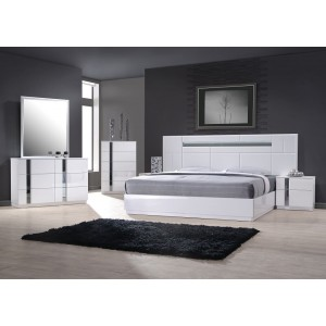 Palermo Bedroom Set by J&M Furniture