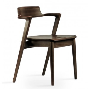 Paola Solid Wood Dining Chair