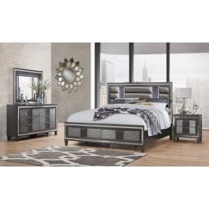 Pisa Bedroom Set