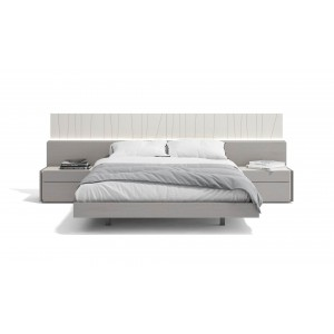 Porto Premium LED Platform Bed
