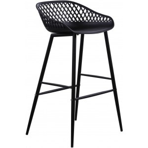 Piazza Outdoor Bar Stool