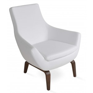 Rebecca Plywood Base Lounge Chair