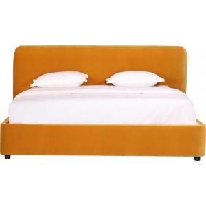 Samara Velvet Bed