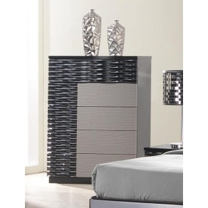 Roma Modern Lacquer Chest