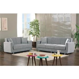 Niagara Fabric Storage Living Room Set