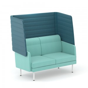 Arcipelago Two Seater Sofa with Highback
