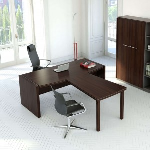 Status Customizable Executive Desk