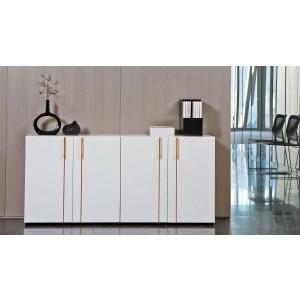 Nova Line Cabinet w/2 Doors & 1 Shelf, 2 Piece