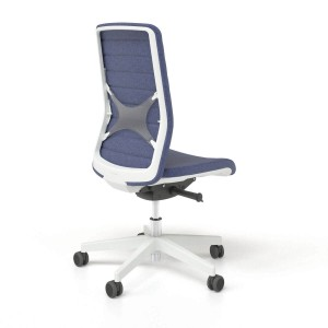 Wind Office Chair with Fabric Backrest