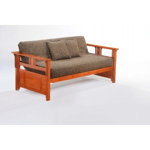Teddy Roosevelt Wood Daybed