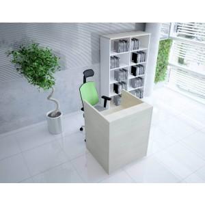 TERA Small Reception Desk by MDD Office Furniture