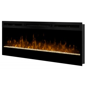 "Galveston 50"" Wall Mount Electric Fireplace by Dimplex"