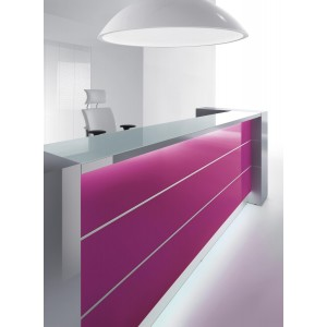 VALDE Customizable Reception Desk by MDD Office Furniture